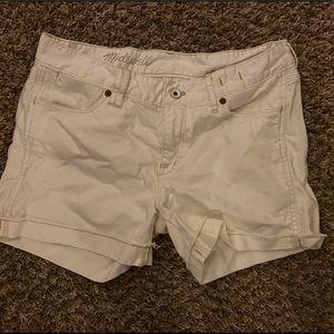 Madewell denim jeans shorts size 28